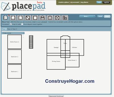 Aplicaciones para hacer planos de casas gratis en la nube for Aplicacion para planos