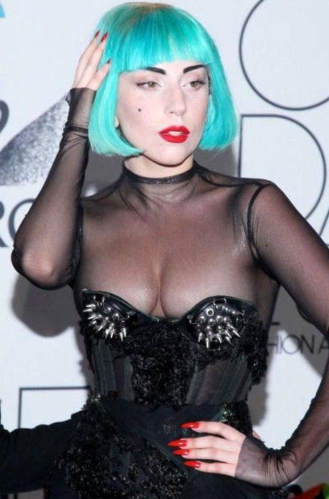 lady gaga 2011 cfda. Ambrosio and Lady Gaga