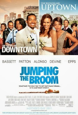 Watch Jumping the Broom (2011)