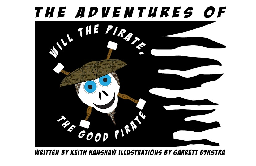 Will the Pirate Blog