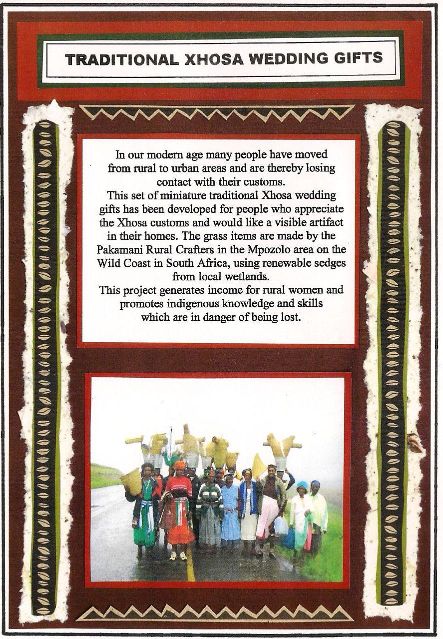 New wedding invitations for you xhosa traditional wedding for Xhosa traditional wedding invitations