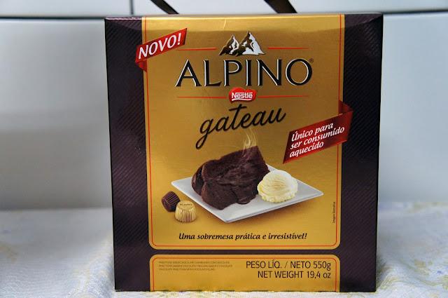 Novidade da Nestlé para o Natal: Panettone Alpino Gateau