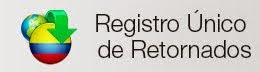 REGISTRO DE RETORNADOS