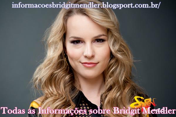 Sobre a atriz, cantora e compositora Bridgit Mendler