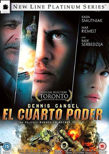 Estrenos de Cine: EL CUARTO PODER