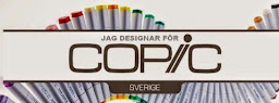 DT-member for Copic Marker Sverige