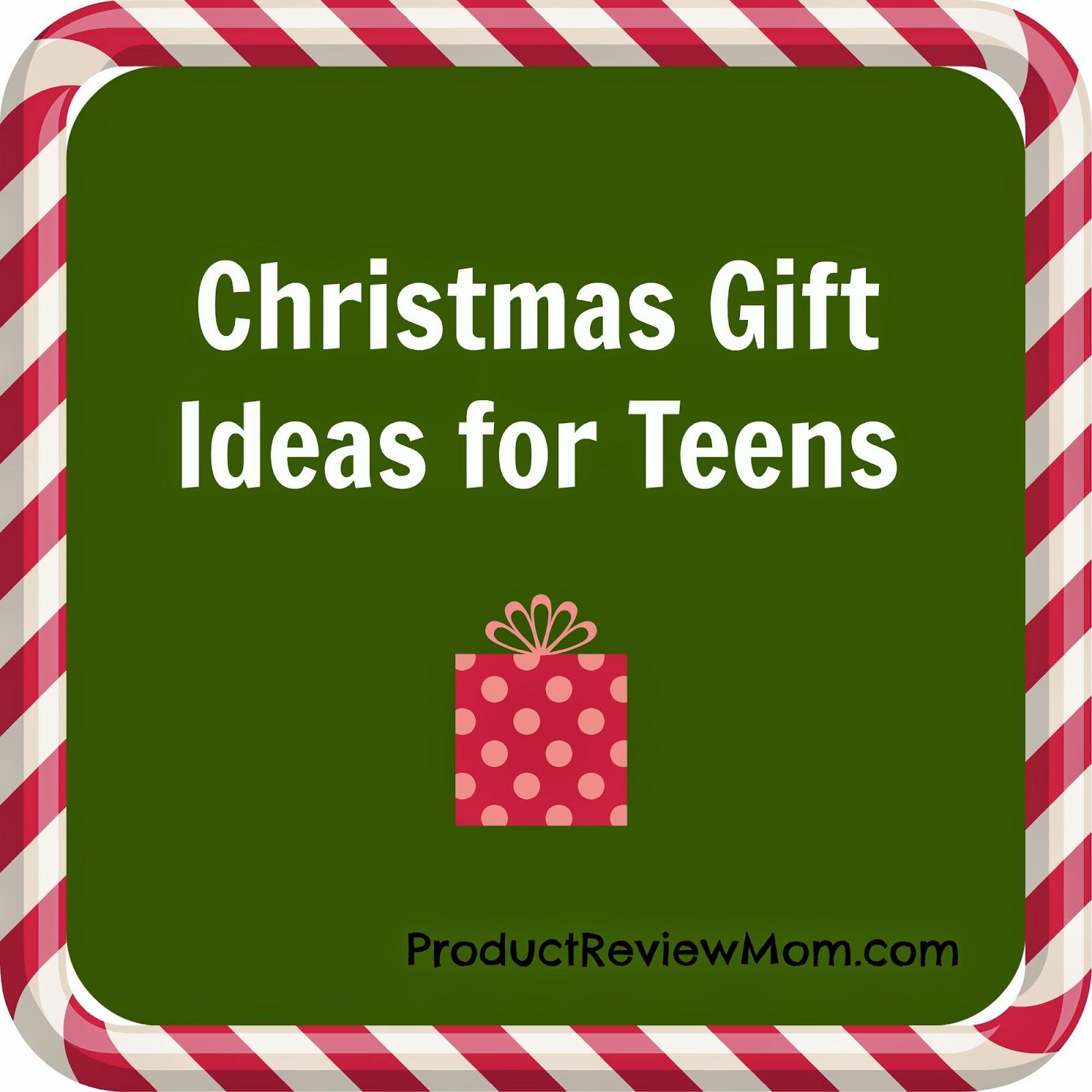 Christmas Gift Ideas for Teens #HolidayGiftGuide via www.Productreviewmom.com