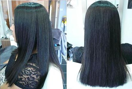Japanese Shiseido Crystallizing Permanant Straightening At