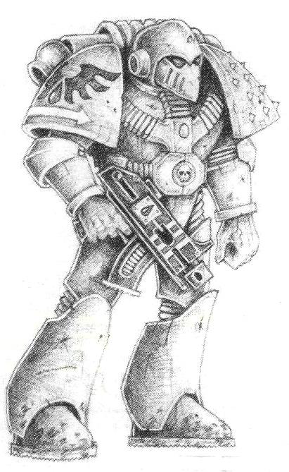 The convertorum jes goodwin - Dessin armure ...