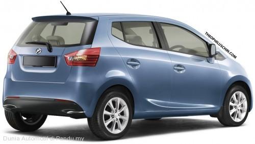 gambar new perodua viva terbaru 2011