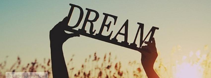 Capa para facebook - follow your dreams - siga seus sonhos - fb-capas