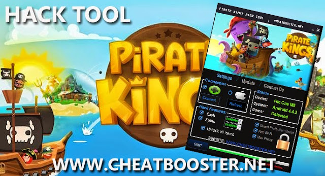 Pirate Kings Hack Tool