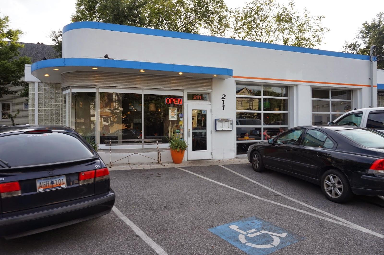 Fuel Cantina Charleston