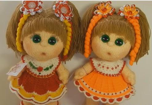 Вязание куклы мастер класс елены ткачевой 660