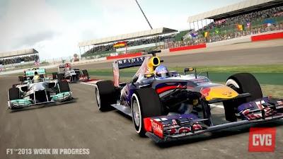 Free Download F1 2013 Full Version Game