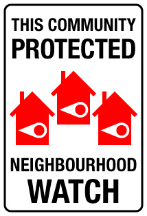 Neighbourhood Watch Safety Tips