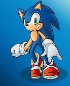sonic the hedgehog {mi 2° mejor amigo}