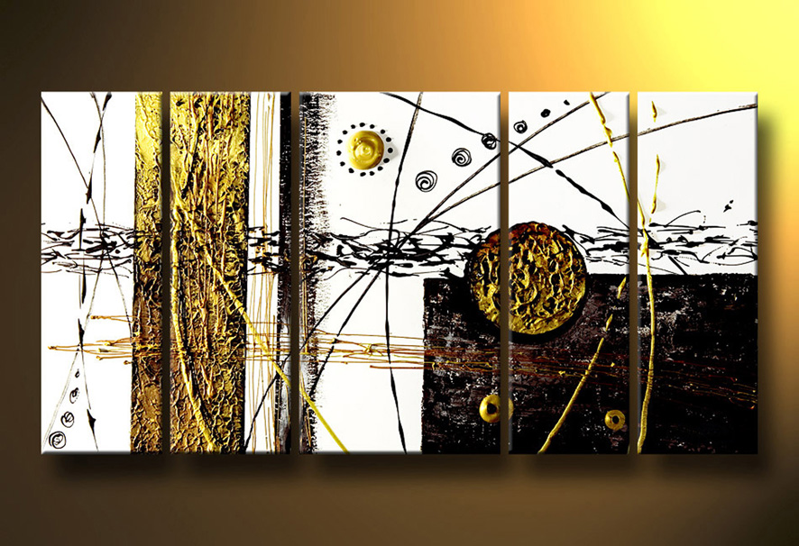 Cuadros Abstractos Modernos Acrilico Texturados Relieves Cuadros