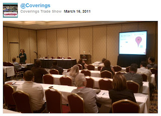How To Improve Your Digital Visibility: Coverings 2011