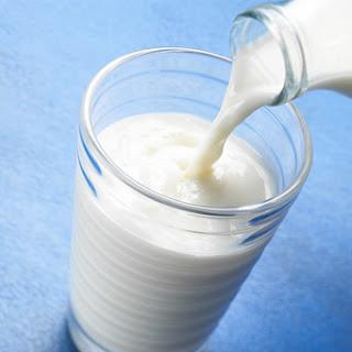 Imagem de copo de leite