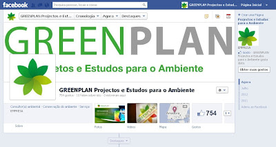 greenplan no facebook