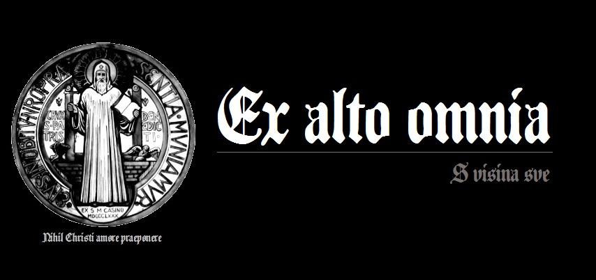 Ex alto omnia