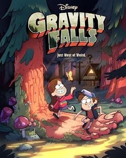 Thị Trấn Bí Ẩn - Gravity Falls