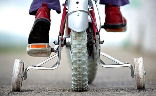 помощни колелца колела детско колело избор съвет препоръка мнение