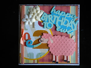 Cricut, Birthday Bash Cartridge, Birthday Card, Happy Birthday