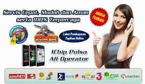 Bisnis Pulsa Murah 1 Chip All Operator dan PPOB
