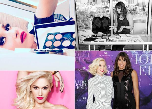 Urban Decay lanzará una colección en colaboración con Gwen Stefani