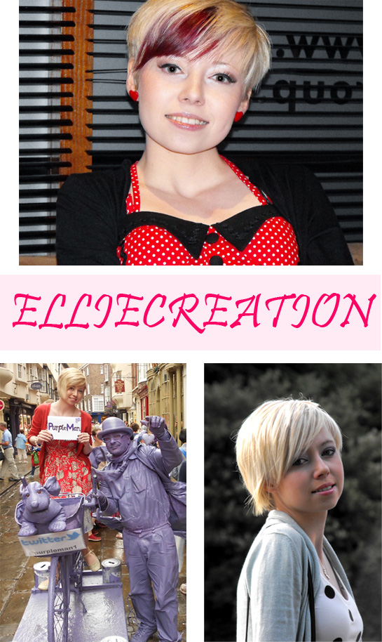 Feature Friday on Cherryfashion: Ellie Creation