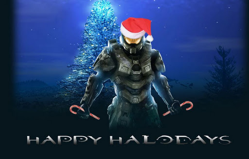 Top SPO Bonus [Best of Exterminations] Halo-santa