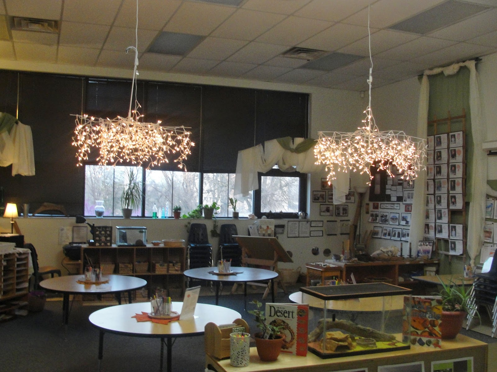 classroom environments: April 2014