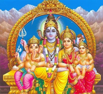 Lord Shiva Family Wallpapers Lord Shiva Family Jpg