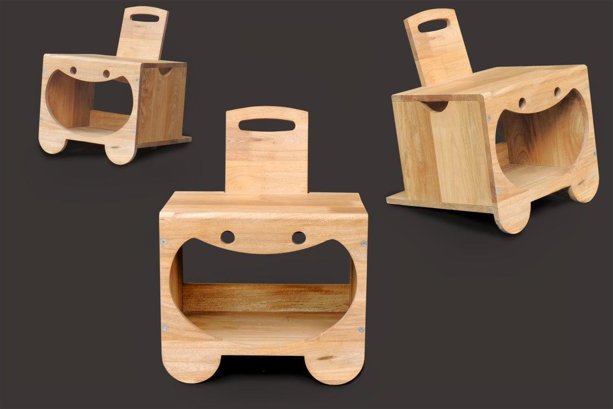 Jorge monta a muebles infantiles multifuncionales for Muebles infantiles diseno