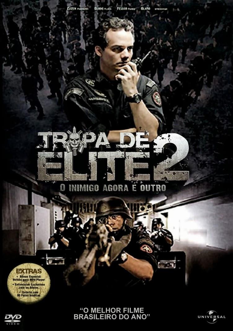 Tropa de Elite 2: O Inimigo Agora é Outro – Nacional (2010)