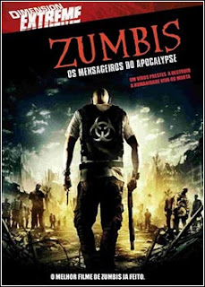 capa Download – Zumbis: Os Mensageiros do Apocalipse – DVDRip AVI Dual Áudio