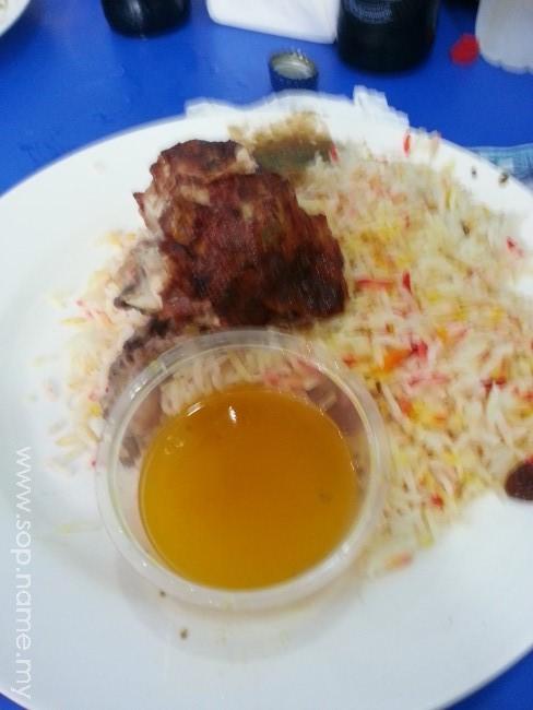 Nasi Mandy atau Nasi Arab termurah di Kuala Lumpur
