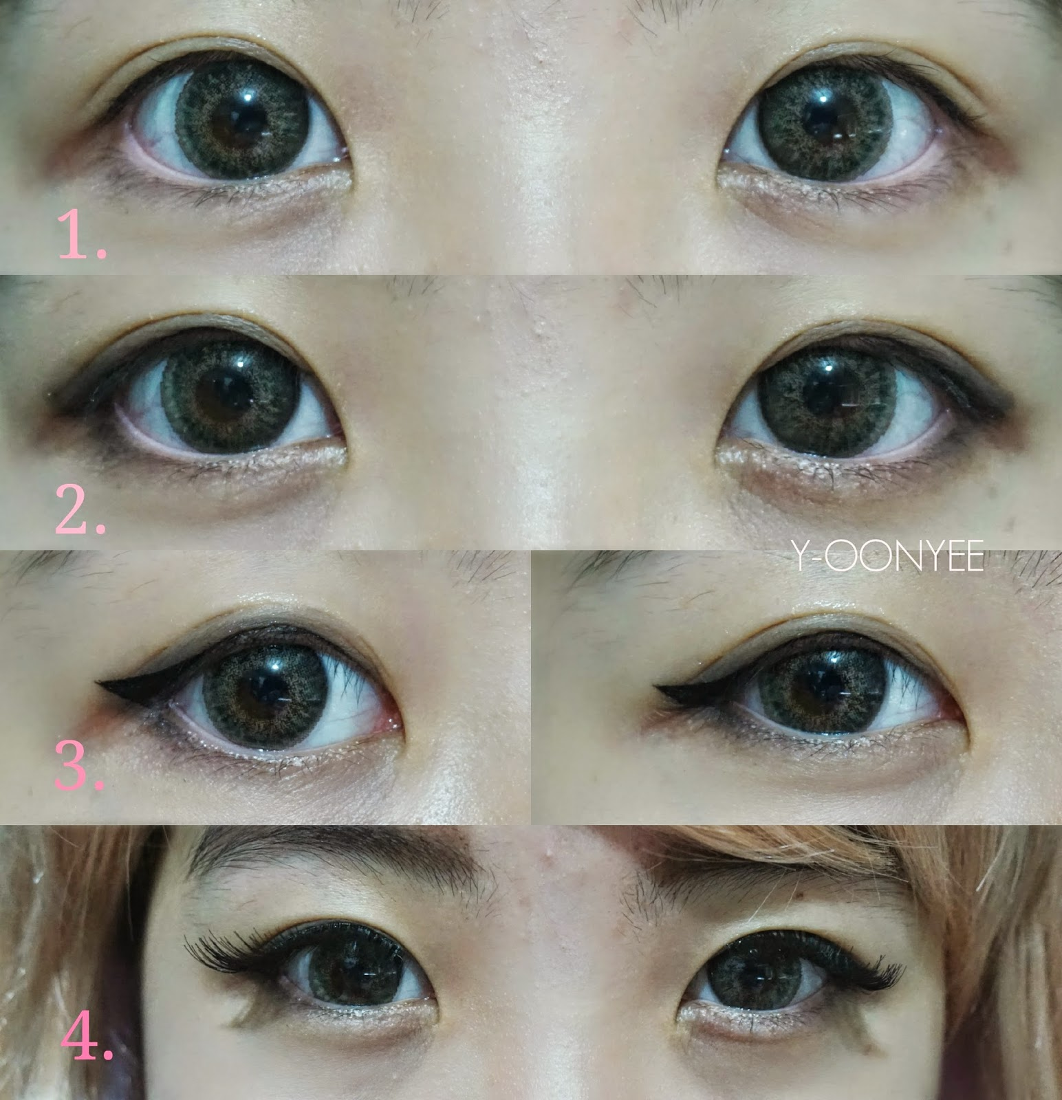 Korean Big Eye Circle Lenses Korean Skin Care Makeup More In