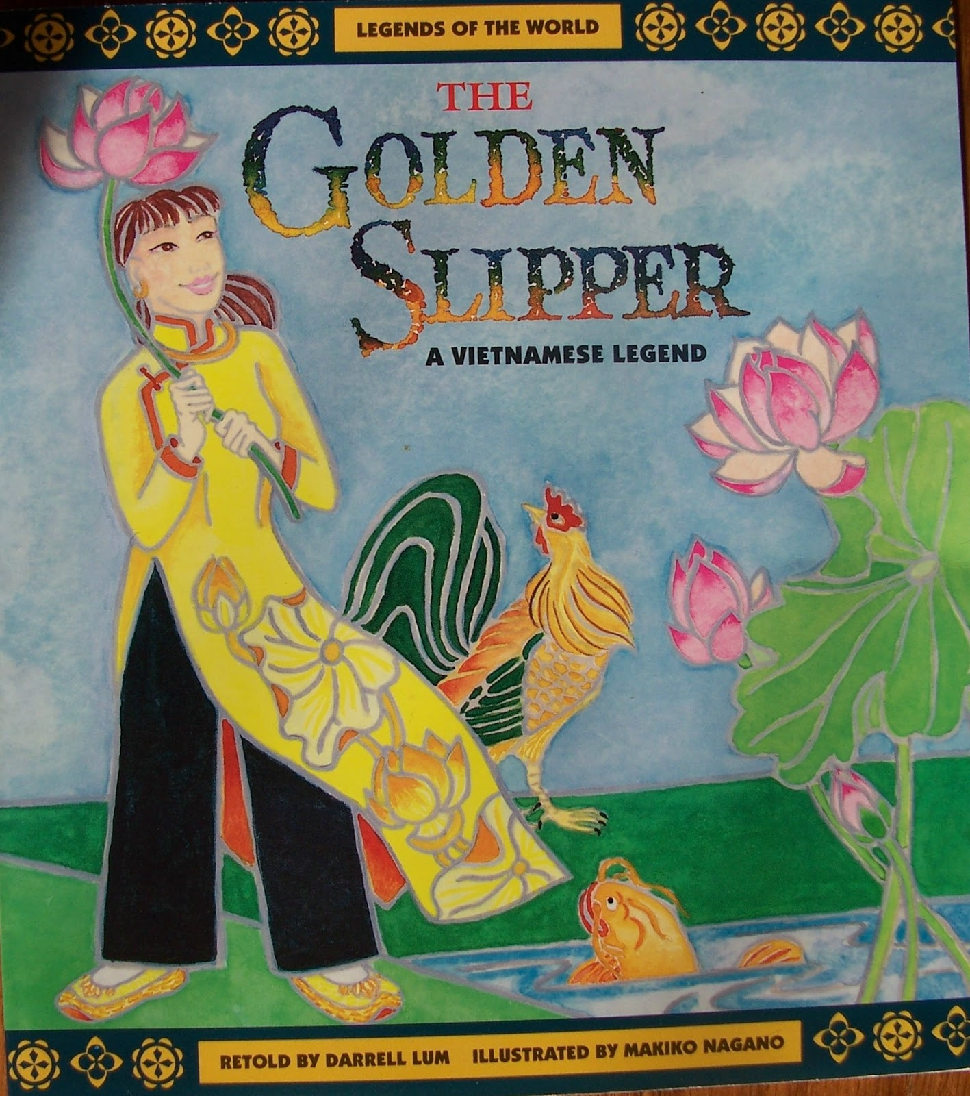 http://craftymomsshare.blogspot.com/2013/01/the-golden-slipper-vietnamese-cinderella.html