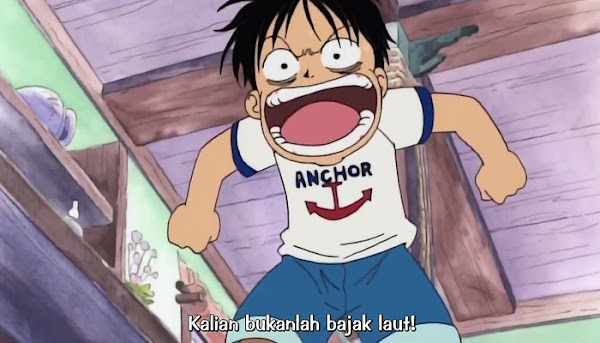 One Piece Episode 4 Subtitle Indonesia