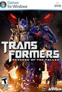 Free Download Games Transformers 2 Revenge Of The Fallen Full Version For PC