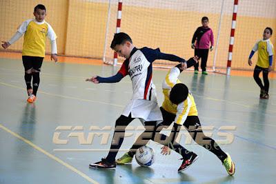 Deporte Escolar Aranjuez Fresi-Espárrago