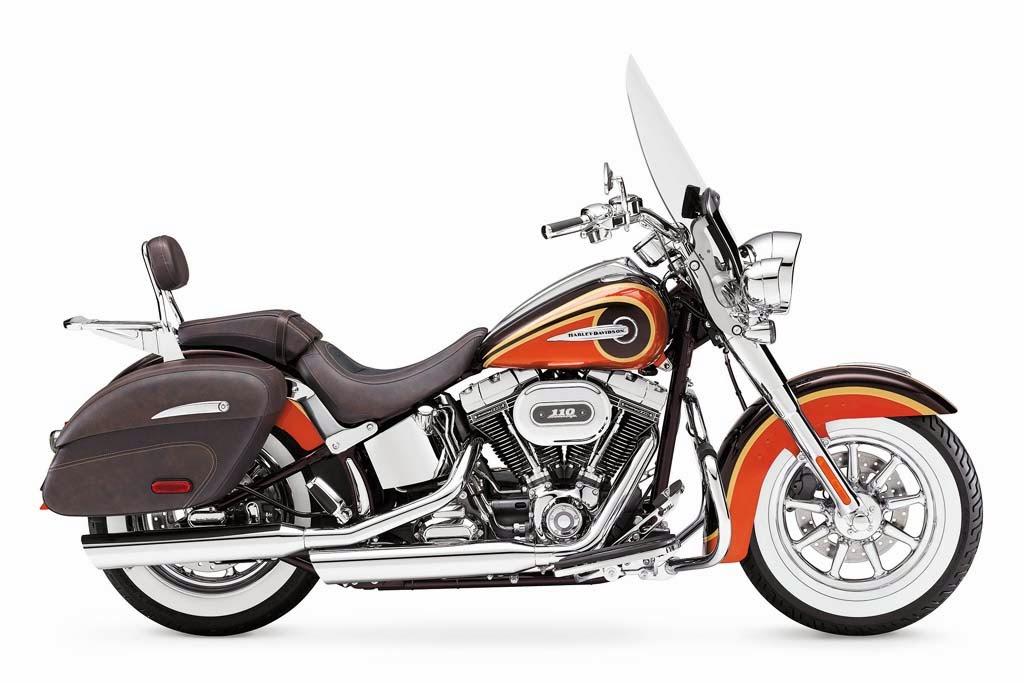 Harley Davidson Motorcycles 2014