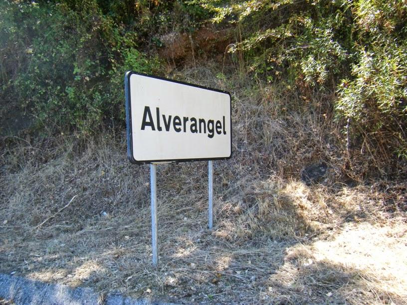 Placa de Alverangel