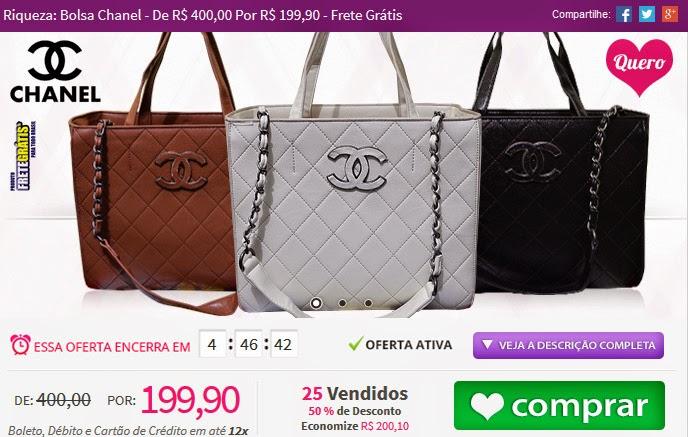 http://www.tpmdeofertas.com.br/Oferta-Riqueza-Bolsa-Chanel---De-R-40000-Por-R-19990---Frete--Gratis-950.aspx