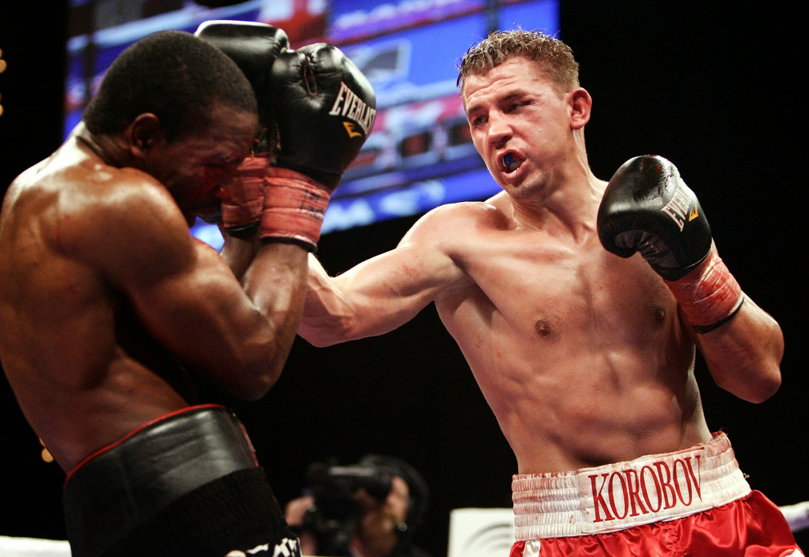 Matt Korobov vs. Jose Uzcategui live Boxing on 28 June 2014