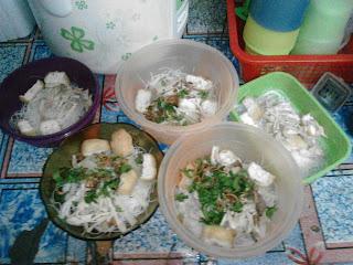 Soto Ayam Sabah