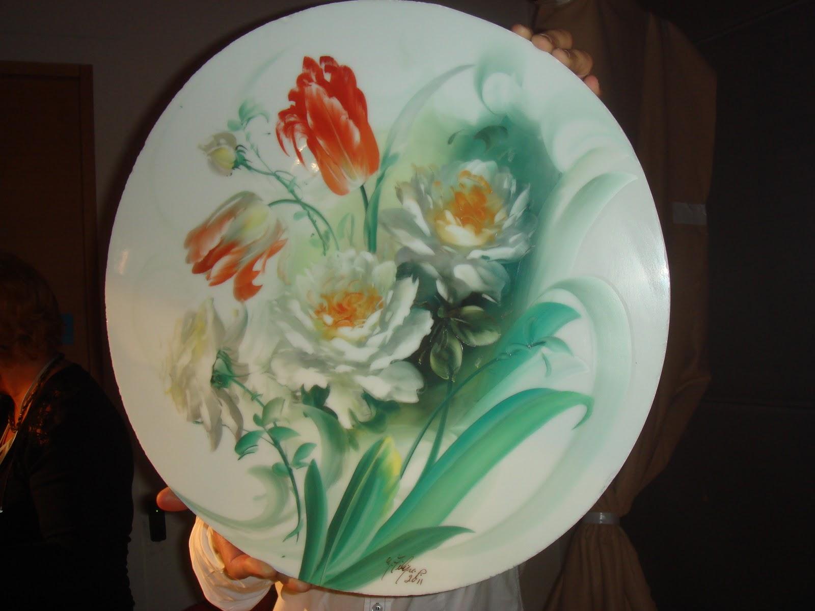 Passion porcelaine salon de lyon - Salon porcelaine lyon ...